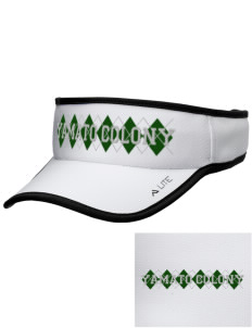 Yamato Colony Elementary School Dragons Embroidered Lite Series Active Visor