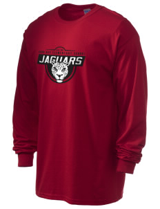 John Hay Elementary School Jaguars 6.1 oz Ultra Cotton Long-Sleeve T-Shirt