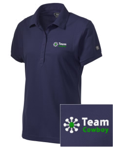 Team Cowboy Team Cowboy Embroidered OGIO Women's Jewel Polo