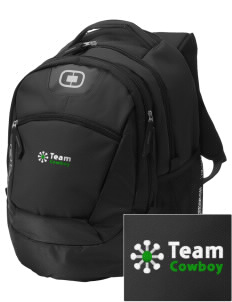 Team Cowboy Team Cowboy Embroidered OGIO Rogue Backpack