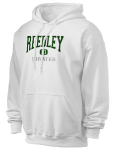 Reedley High School Pirates Ultra Blend 50/50 Hooded Sweatshirt