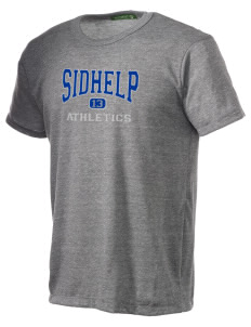 SIDHelp Athletics Alternative Men's Eco Heather T-shirt
