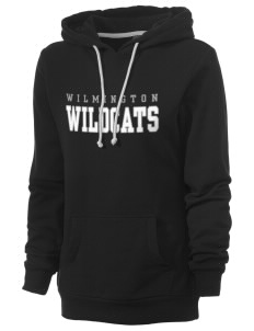 Wilmington High School Wildcats Women's Core Fleece Hooded Sweatshirt