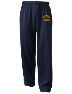 Crestline School Challengers  Holloway Arena Open Bottom Sweatpants