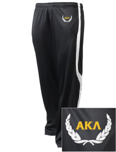 Alpha Kappa Lambda Embroidered Holloway Men's Tricotex Warm Up Pants