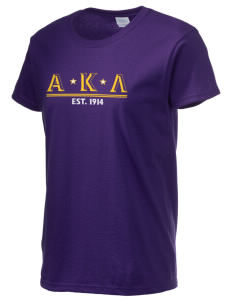 Alpha Kappa Lambda Women's 6.1 oz Ultra Cotton T-Shirt