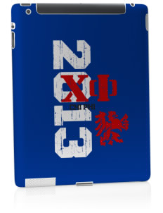 Chi Phi Apple iPad 2 Skin