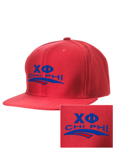 Chi Phi Embroidered D-Series Cap