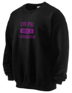 Chi Psi Ultra Blend 50/50 Crewneck Sweatshirt