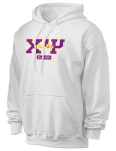 Chi Psi Ultra Blend 50/50 Hooded Sweatshirt