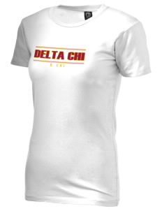 Delta Chi Alternative Women's Basic Crew T-Shirt