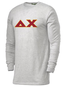 Delta Chi Alternative Men's 4.4 oz. Long-Sleeve T-Shirt