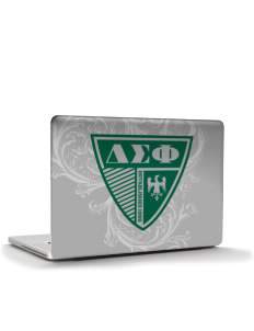 "Delta Sigma Phi Apple MacBook Pro 17"" & PowerBook 17"" Skin"