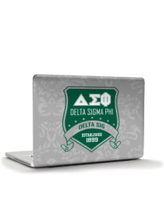 "Delta Sigma Phi Apple MacBook Air 13"" Skin"