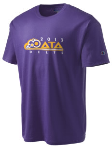 Delta Tau Delta Champion Men's Tagless T-Shirt