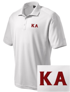 Kappa Alpha Order Embroidered Nike Men's Dri-Fit Classic Polo