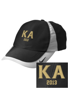 Kappa Alpha Order Embroidered Nike Golf Colorblock Cap