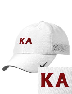 Kappa Alpha Order Embroidered Nike Golf Mesh Back Cap