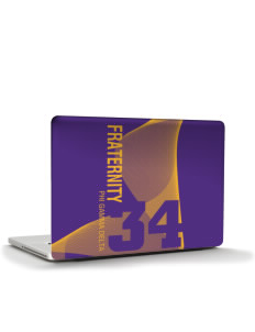 "Phi Gamma Delta Apple MacBook Pro 17"" & PowerBook 17"" Skin"
