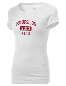Psi Upsilon Holloway Women's Groove T-Shirt