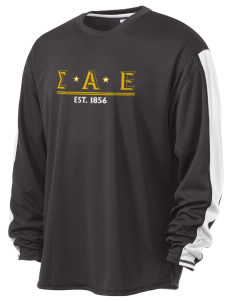 Sigma Alpha Epsilon  Russell Men's Long Sleeve Everyday Performance T-Shirt