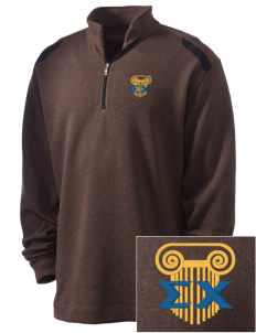 Sigma Chi Embroidered Nike Men's Golf Heather Cover Up