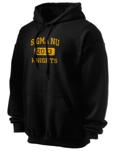 Sigma Nu Ultra Blend 50/50 Hooded Sweatshirt