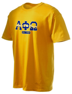 Alpha Phi Omega Ultra Cotton T-Shirt