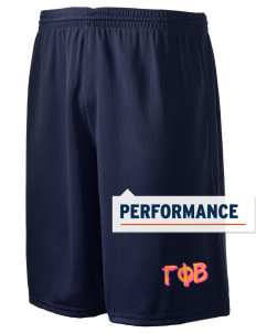 "Gamma Phi Beta Holloway Men's Speed Shorts, 9"" Inseam"