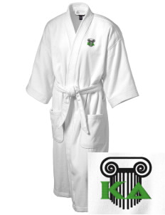 Kappa Delta Embroidered Terry Velour Robe