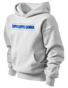 Kappa Kappa Gamma Kid's Hooded Sweatshirt
