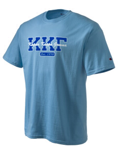 Kappa Kappa Gamma Champion Men's Tagless T-Shirt
