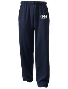 Phi Mu  Holloway Arena Open Bottom Sweatpants