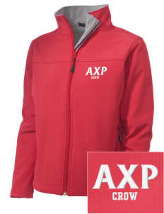 Alpha Chi Rho Embroidered Women's Soft Shell Jacket