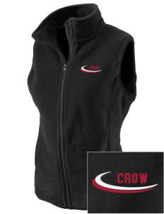 Alpha Chi Rho Embroidered Women's Fleece Vest