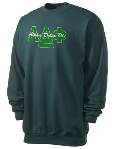 Alpha Delta Phi Men's 7.8 oz Lightweight Crewneck Sweatshirt