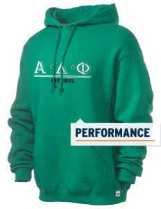 Alpha Delta Phi Russell Men's Dri-Power Hooded Sweatshirt