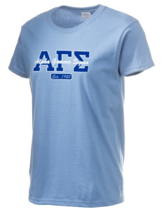 Alpha Gamma Sigma Women's 6.1 oz Ultra Cotton T-Shirt