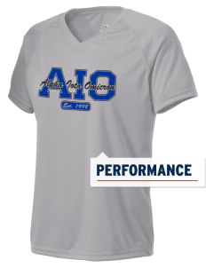 Alpha Iota Omicron Holloway Women's Zoom Performance T-Shirt