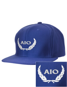 Alpha Iota Omicron Embroidered D-Series Cap