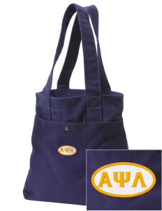 Alpha Psi Lambda Embroidered Alternative The Berkeley Tote
