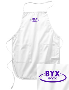 Beta Upsilon Chi Embroidered Full Length Apron