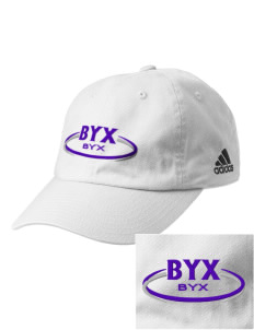 Beta Upsilon Chi Embroidered adidas Relaxed Cresting Cap