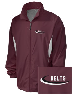 Delta Gamma Iota Embroidered Holloway Men's Full-Zip Jacket