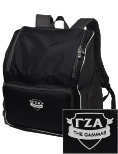 Gamma Zeta Alpha Embroidered Holloway Duffel Bag