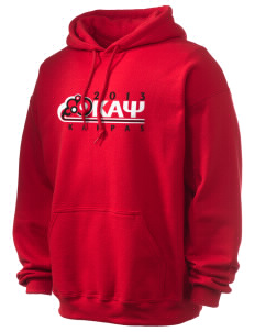 Kappa Alpha Psi Ultra Blend 50/50 Hooded Sweatshirt