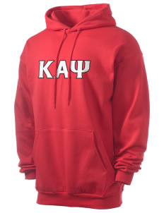 Kappa Alpha Psi Men's 7.8 oz Lightweight Hooded Sweatshirt