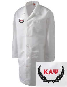 Kappa Alpha Psi Full-Length Lab Coat