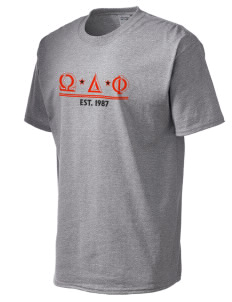 Omega Delta Phi Men's Essential T-Shirt