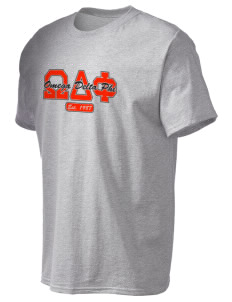 Omega Delta Phi Tall Men's Essential T-Shirt